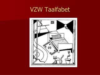 VZW Taalfabet