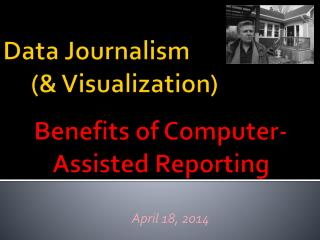 Data Journalism      (& Visualization)