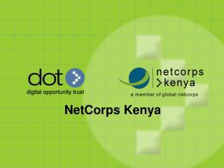 NetCorps Kenya