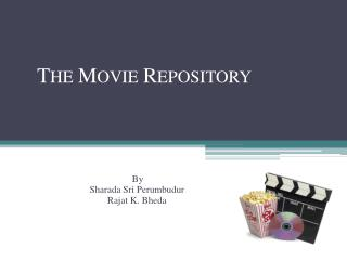 THE MOVIE REPOSITORY