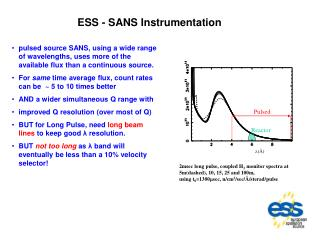 ESS - SANS Instrumentation