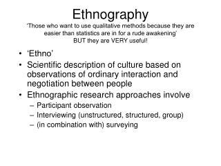 'Ethno'