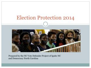 Election Protection 2014