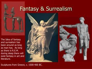 Fantasy & Surrealism