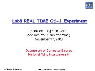 Lab8 REAL TIME OS-1_Experiment