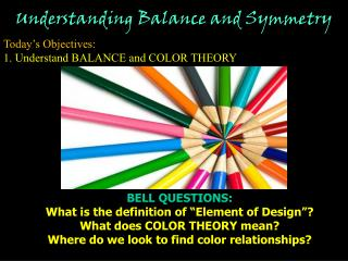 Understanding Balance and Symmetry
