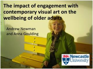 The impact of engagement with contemporary visual art on the wellbeing of older adults