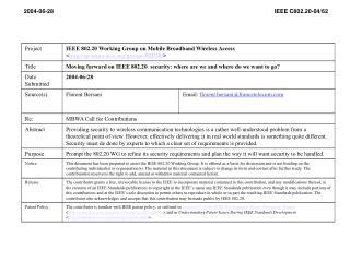 2004-0 6 - 28                                      IEEE C802.20-04/ 62