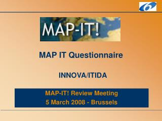 MAP IT Questionnaire