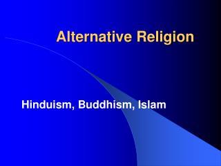 Alternative Religion