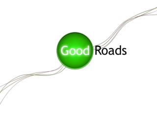 What is  GoodRoads Automated monitoring and diagnostics of road surface condition