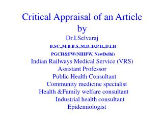 Sir/Madam     This presentation  is dedicated to super course. To practice