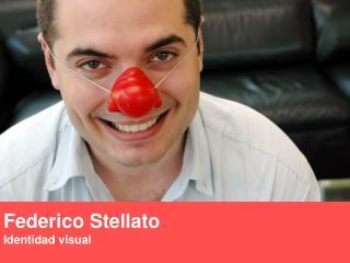 Federico Stellato Identidad visual