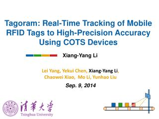 Tagoram : Real-Time Tracking of Mobile RFID Tags to  High-Precision  Accuracy Using  COTS Devices