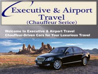 Chauffeur Driven Luxury Car Hire