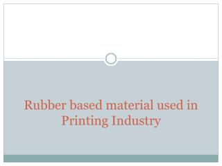 Call for Industrial Rubber Rollers @  91 9814007818
