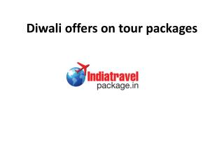 diwali offers on tour packages