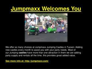 tucson jumping castles