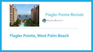 Flagler Pointe Rentals - West Palm Beach, FL