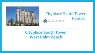 Cityplace South Tower Rentals - West Palm Beach, FL