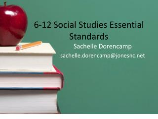 6-12 Social Studies Essential Standards