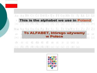 These are the alphabets we use in Estonia ( Russian and Estonian) ‏