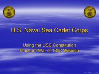 U.S. Naval Sea Cadet Corps