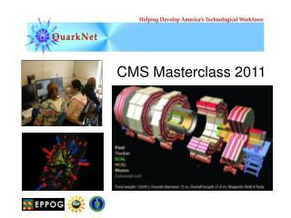CMS Masterclass 2011