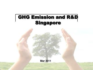 GHG Emission and RD Singapore
