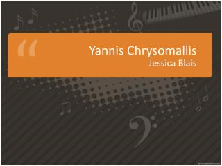 Yannis Chrysomallis