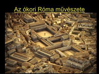 Az ókori Róma művészete