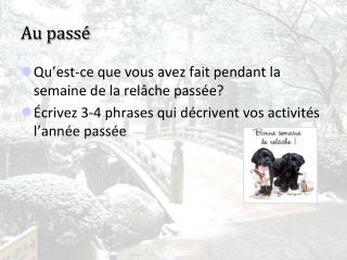 Au pass�