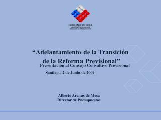 Santiago, 2 de Junio de 2009