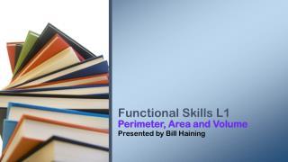 Functional Skills L1
