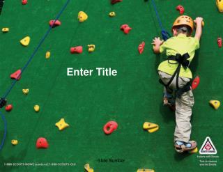 Enter Title