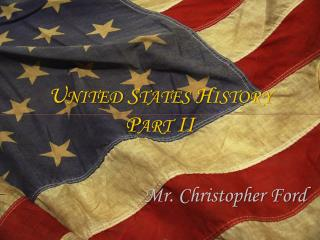United States History Part II