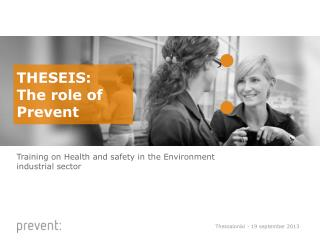 THESEIS: The role of Prevent