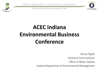 ACEC Indiana Environmental Business Conference