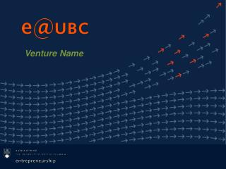 Venture Name