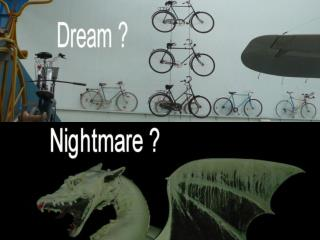 Dream          nightmare ?
