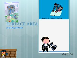 SURFACE AREA in the Real World