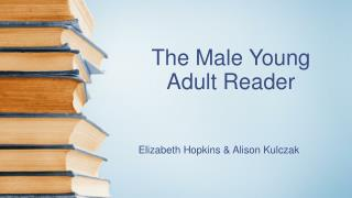 The Male Young Adult Reader