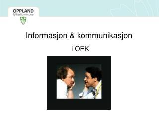 Informasjon & kommunikasjon