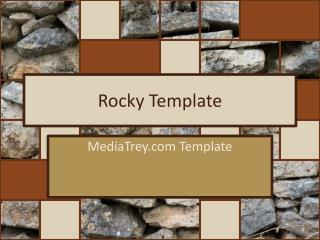 Rocky Template