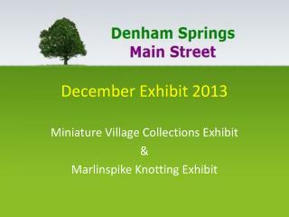 December Exhibit 2013