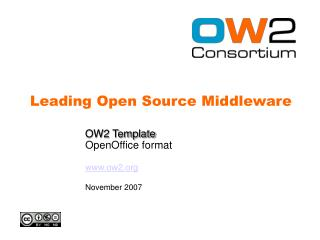 Leading Open Source Middleware
