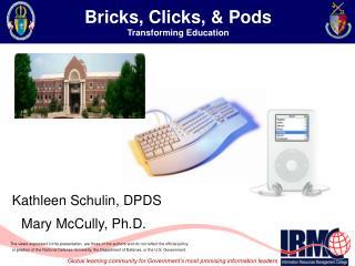 Kathleen Schulin, DPDS