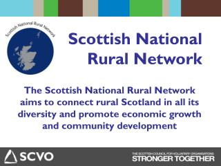 Scottish National Rural Network