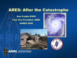 ARES: After the Catastrophe