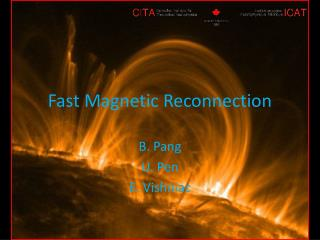Fast Magnetic Reconnection